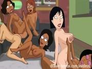 El show de Cleveland porno