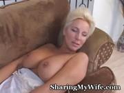 Una madura con ganas de orgasmo