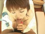 Un polvo casero con una asiática