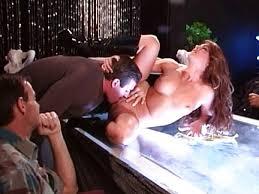 Sexo a lo bestia en un club de sexo