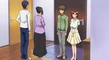 Un intercambio de parejas swingers hentai