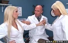 Aventuras sexuales entre médicos y enfermeras putas